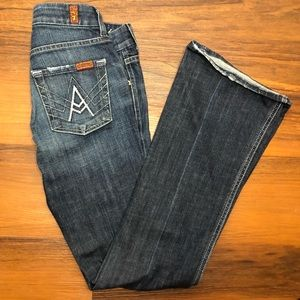 7 Seven For All Mankind Jeans Size 24